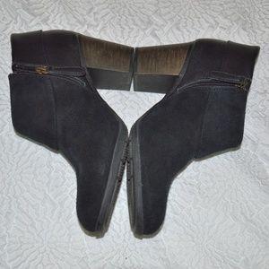 Clark booties